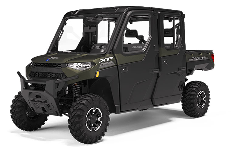 2020 Polaris RANGER CREW XP 1000 EPS NorthStar Edition Factory Choice in Valentine, Nebraska - Photo 1