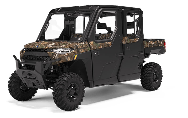 2020 Polaris RANGER CREW XP 1000 EPS NorthStar Edition Factory Choice in Algona, Iowa - Photo 4