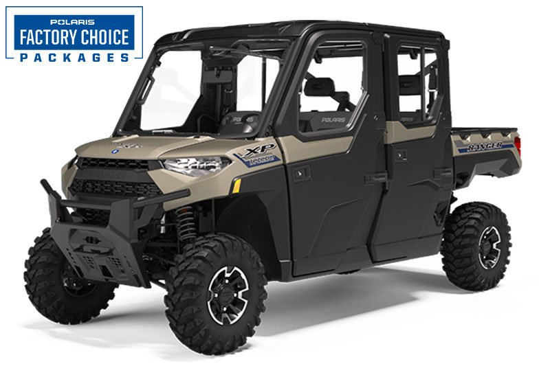 2020 Polaris RANGER CREW XP 1000 EPS NorthStar Edition Factory Choice in Afton, Oklahoma