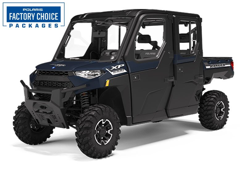2020 Polaris RANGER CREW XP 1000 EPS NorthStar Edition Factory Choice in Ukiah, California - Photo 3