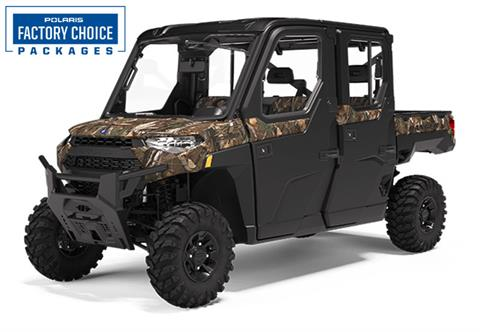 2020 Polaris RANGER CREW XP 1000 EPS NorthStar Edition Factory Choice in Leesville, Louisiana - Photo 4