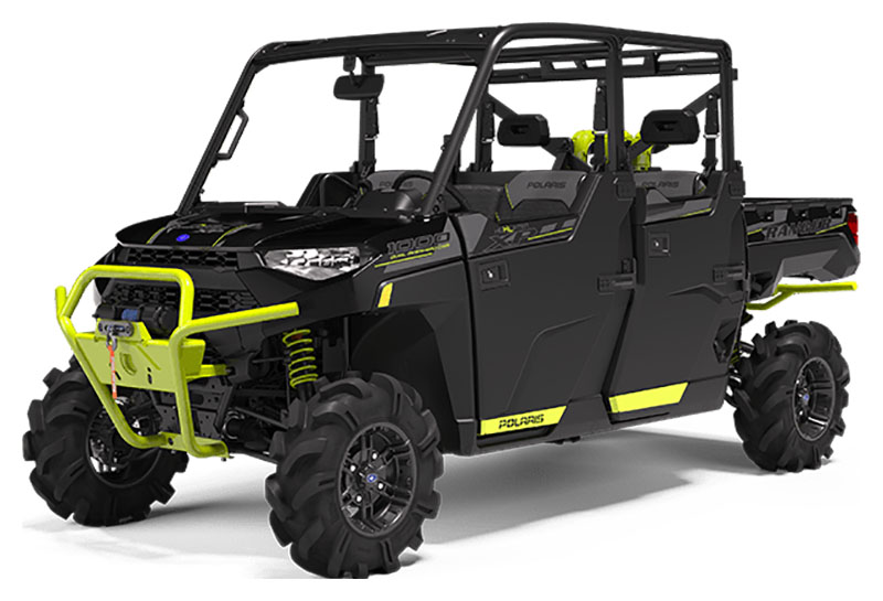 2020 Polaris Ranger Crew XP 1000 High Lifter Edition in Statesboro, Georgia - Photo 1