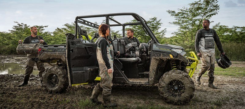 2020 Polaris Ranger Crew XP 1000 High Lifter Edition in Saucier, Mississippi - Photo 2