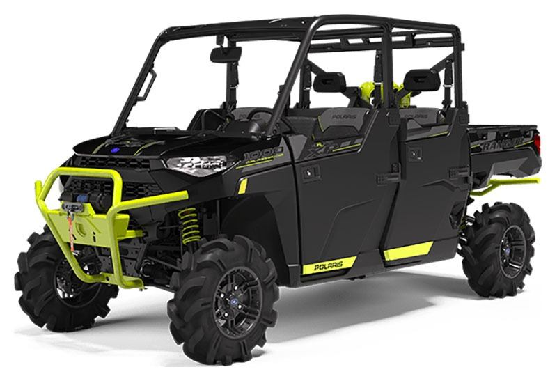 2020 Polaris Ranger Crew XP 1000 High Lifter Edition in Cottonwood, Idaho - Photo 1