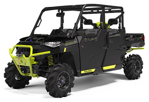 2020 Polaris Ranger Crew XP 1000 High Lifter Edition in Monroe, Michigan