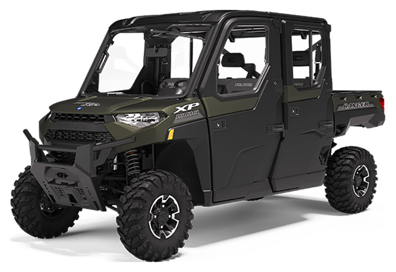 2020 Polaris Ranger Crew XP 1000 NorthStar Edition in Corona, California - Photo 1