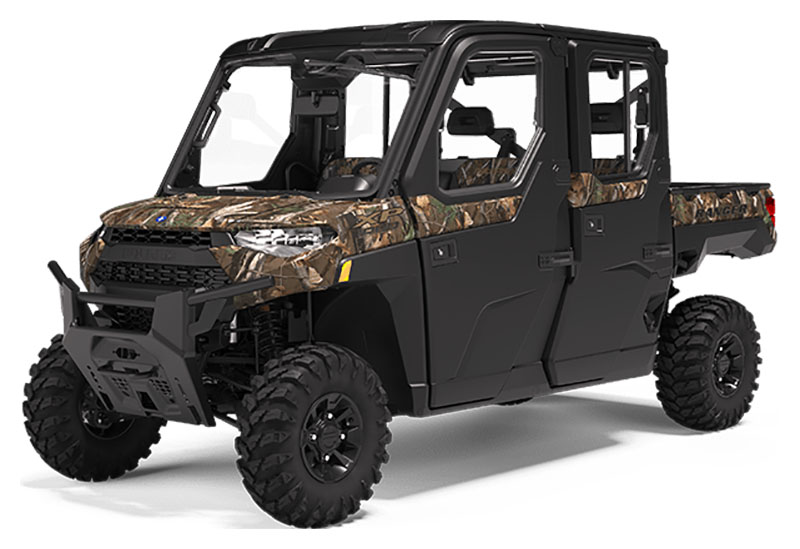 2020 Polaris Ranger Crew XP 1000 NorthStar Edition in San Diego, California - Photo 1