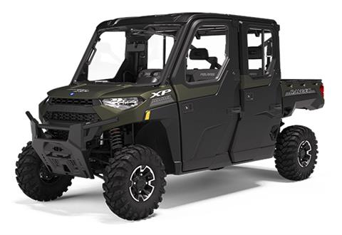 2020 Polaris Ranger Crew XP 1000 NorthStar Edition Ride Command in Kaukauna, Wisconsin