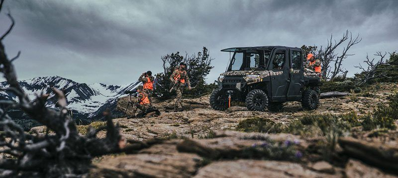 2020 Polaris RANGER CREW XP 1000 NorthStar Edition + Ride Command Package in Santa Rosa, California - Photo 6