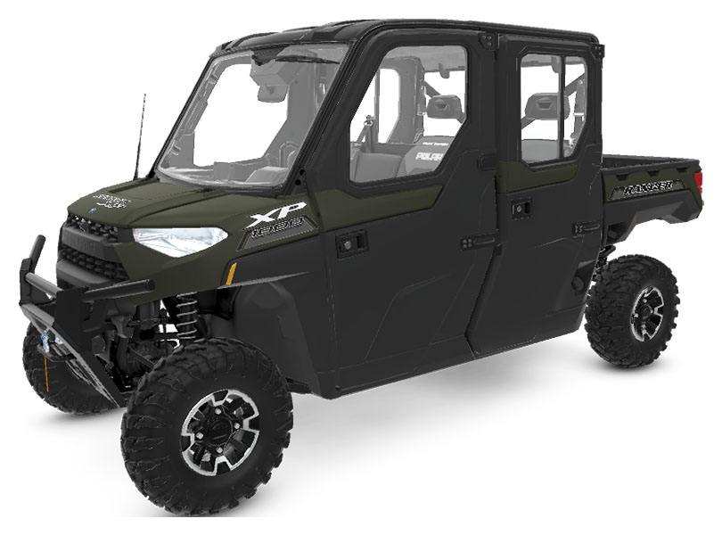 2020 Polaris RANGER CREW XP 1000 NorthStar Edition + Ride Command Package in Ukiah, California - Photo 1