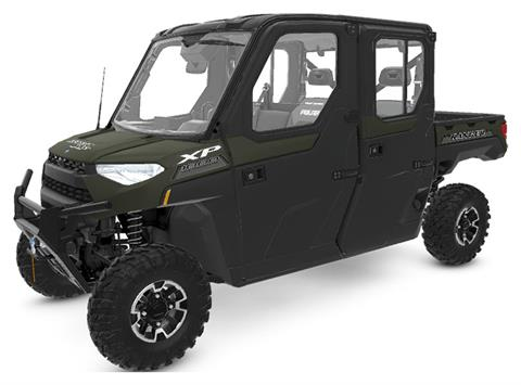 2020 Polaris RANGER CREW XP 1000 NorthStar Edition + Ride Command Package in Lewiston, Maine