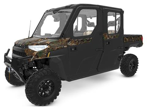 2020 Polaris Ranger Crew XP 1000 NorthStar Edition Ride Command in Woodstock, Illinois