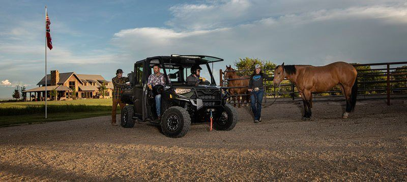2020 Polaris RANGER CREW XP 1000 NorthStar Edition + Ride Command Package in Ironwood, Michigan - Photo 7