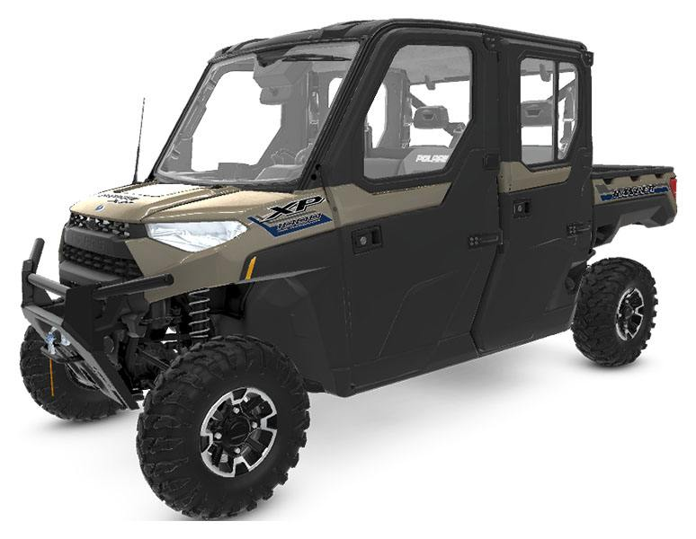 2020 Polaris RANGER CREW XP 1000 NorthStar Edition + Ride Command Package in Ironwood, Michigan - Photo 1