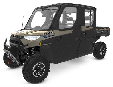 2020 Polaris RANGER CREW XP 1000 NorthStar Edition + Ride Command Package in Hollister, California