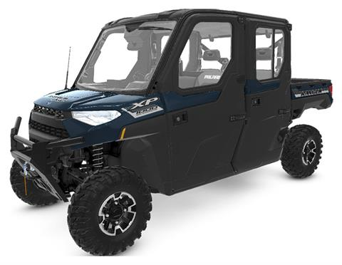 2020 Polaris RANGER CREW XP 1000 NorthStar Edition + Ride Command Package in Monroe, Michigan