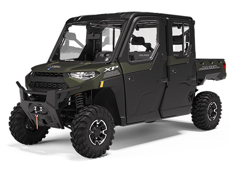 2020 Polaris Ranger Crew XP 1000 NorthStar Premium in Danbury, Connecticut - Photo 1