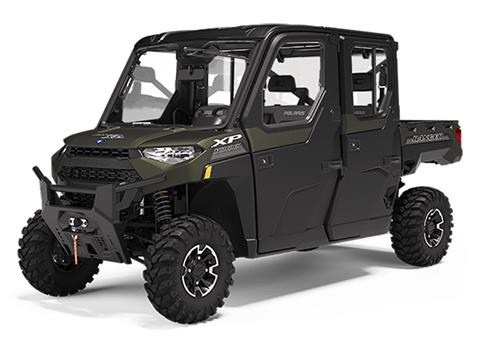 2020 Polaris Ranger Crew XP 1000 NorthStar Premium in Monroe, Michigan