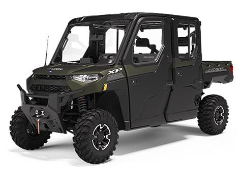 2020 Polaris Ranger Crew XP 1000 NorthStar Ultimate in Milford, New Hampshire