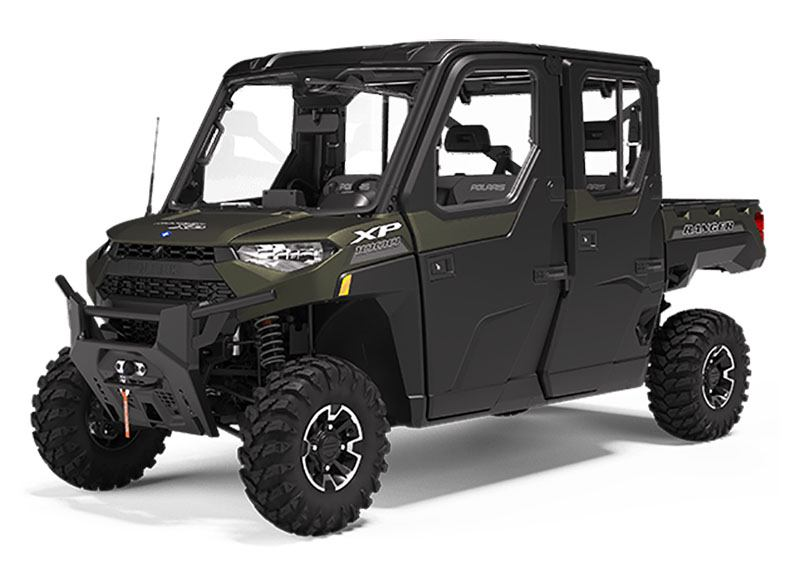 2020 Polaris Ranger Crew XP 1000 NorthStar Ultimate in Caroline, Wisconsin - Photo 1