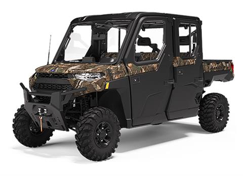 2020 Polaris Ranger Crew XP 1000 NorthStar Ultimate in Monroe, Michigan