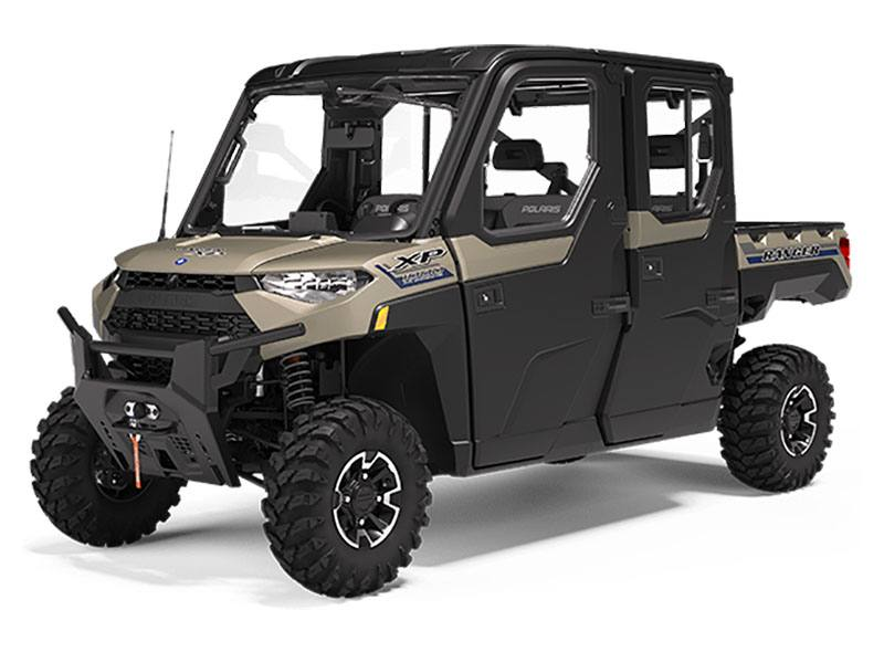 2020 Polaris Ranger Crew XP 1000 NorthStar Ultimate in Montezuma, Kansas - Photo 1