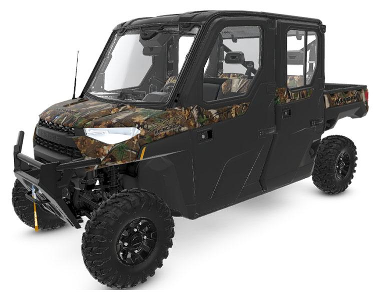 2020 Polaris Ranger Crew XP 1000 NorthStar Ultimate MB Quart Audio Package in Eureka, California