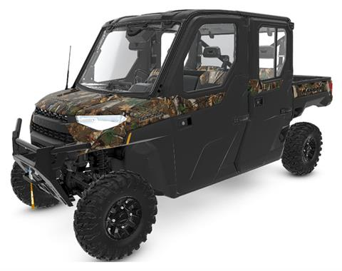 2020 Polaris Ranger Crew XP 1000 NorthStar Ultimate MB Quart Audio Package in Danbury, Connecticut