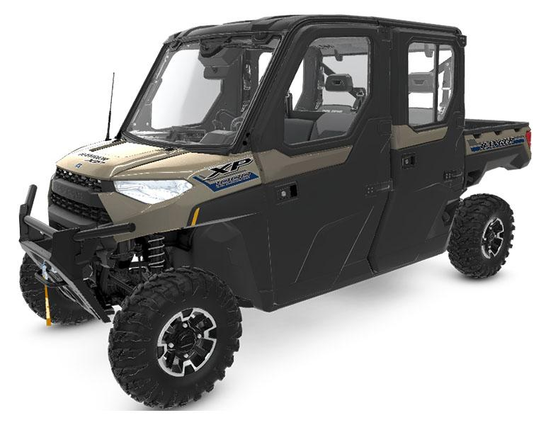 2020 Polaris Ranger Crew XP 1000 NorthStar Ultimate MB Quart Audio Package in Sturgeon Bay, Wisconsin