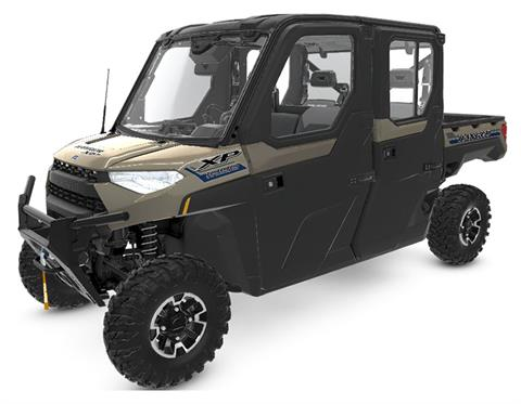 2020 Polaris Ranger Crew XP 1000 NorthStar Ultimate MB Quart Audio Package in Newport, New York