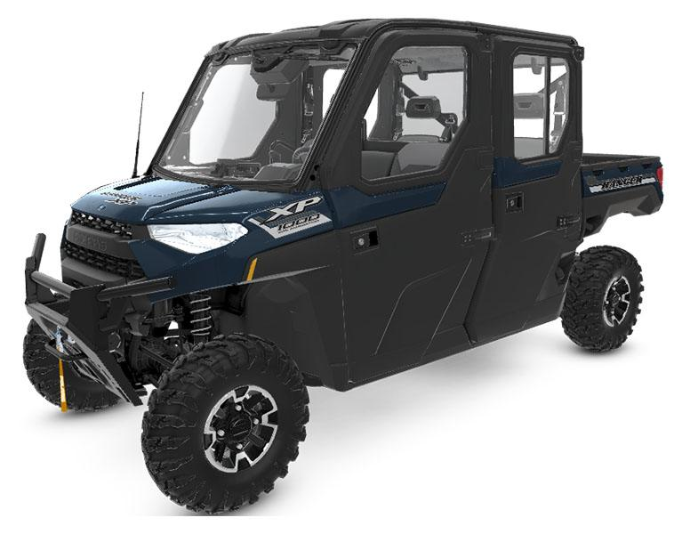 2020 Polaris Ranger Crew XP 1000 NorthStar Ultimate + MB Quart Audio Package in Bigfork, Minnesota