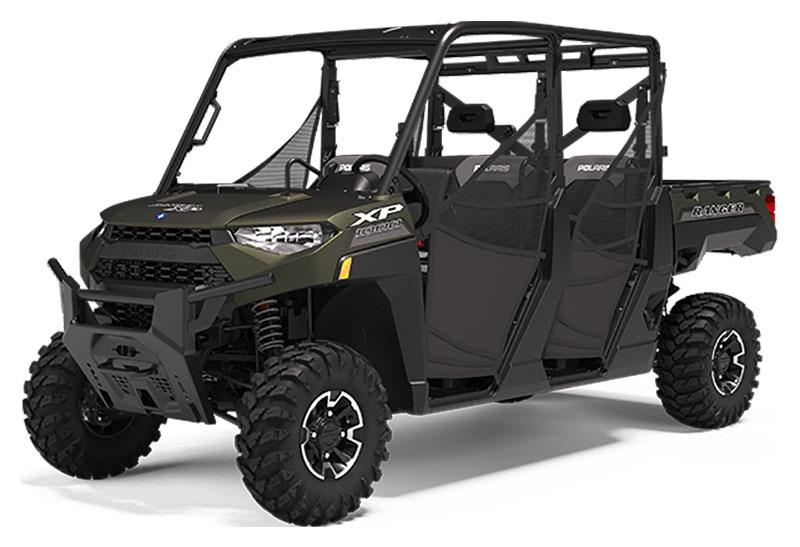 2020 Polaris Ranger Crew XP 1000 Premium in Caroline, Wisconsin - Photo 1