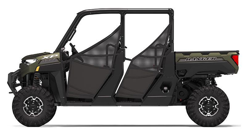 2020 Polaris Ranger Crew XP 1000 Premium in Yuba City, California - Photo 2