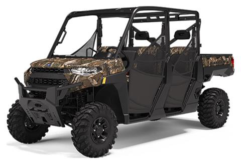 2020 Polaris Ranger Crew XP 1000 Premium in Danbury, Connecticut