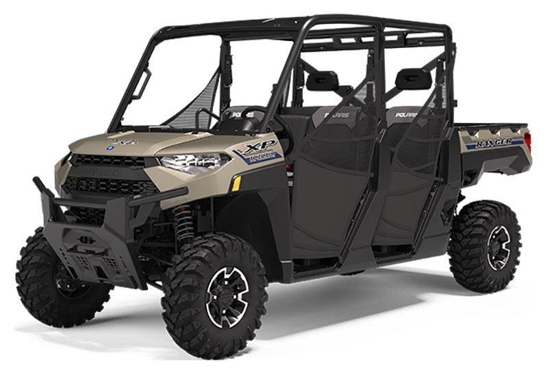 2020 Polaris Ranger Crew XP 1000 Premium in Longview, Texas - Photo 1