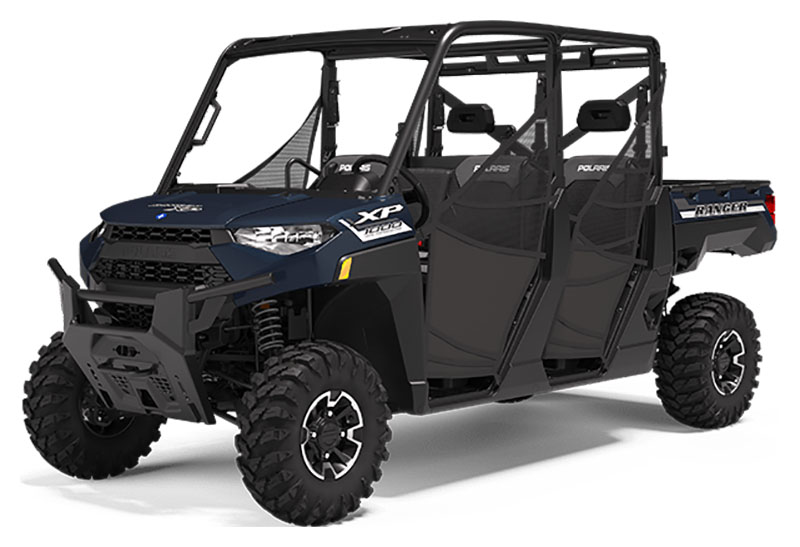 2020 Polaris Ranger Crew XP 1000 Premium in Jamestown, New York - Photo 1