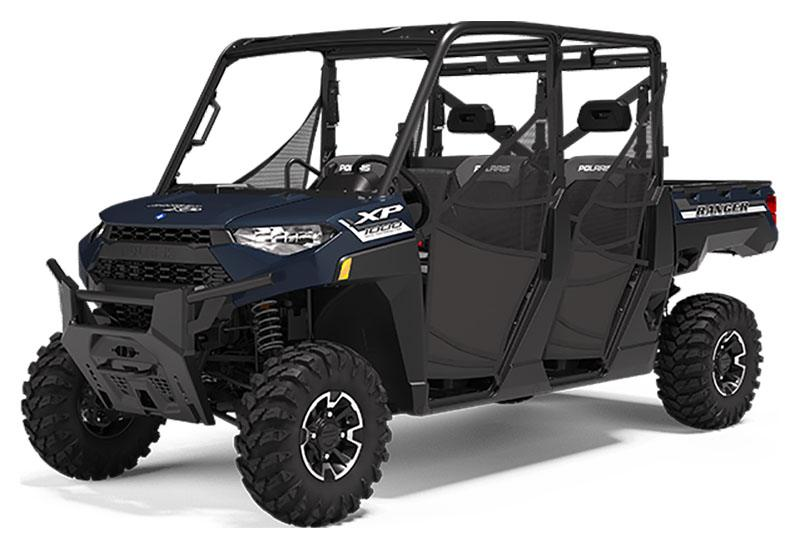 2020 Polaris Ranger Crew XP 1000 Premium in Chesapeake, Virginia - Photo 1