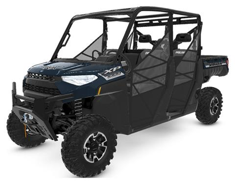 2020 Polaris Ranger Crew XP 1000 Premium Back Country Package in Kaukauna, Wisconsin