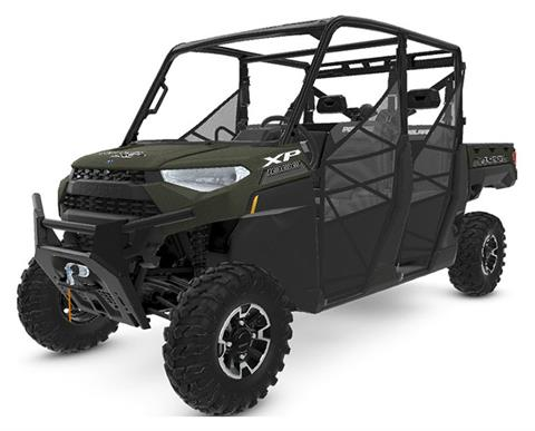 2020 Polaris Ranger Crew XP 1000 Premium Back Country Package in Chesapeake, Virginia - Photo 1