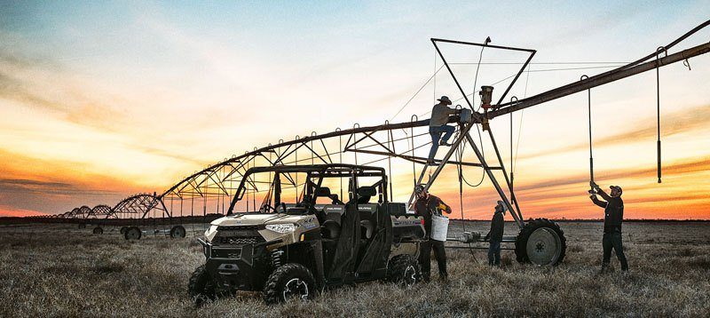 2020 Polaris Ranger Crew XP 1000 Premium Back Country Package in Valentine, Nebraska - Photo 2