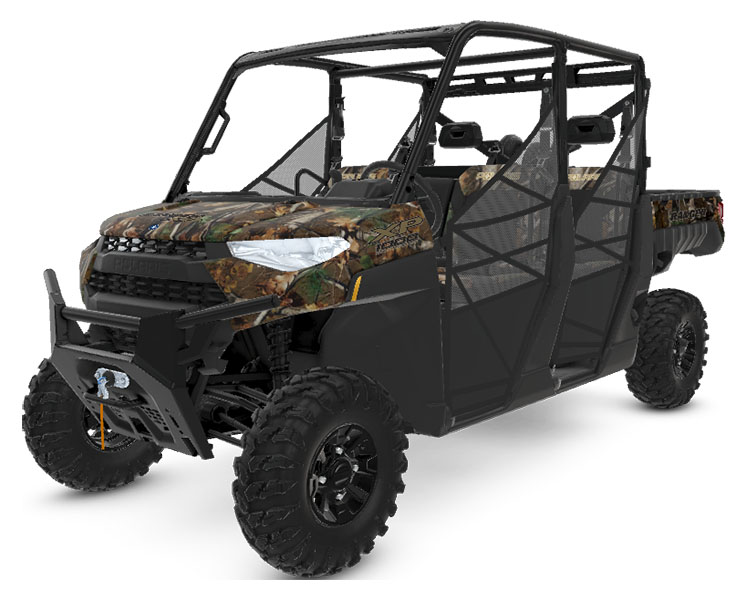 2020 Polaris Ranger Crew XP 1000 Premium Back Country Package in Ottumwa, Iowa - Photo 1