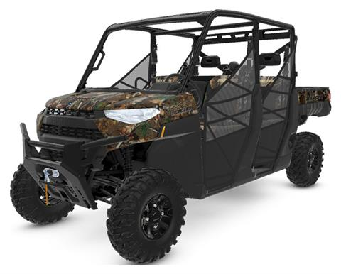 2020 Polaris Ranger Crew XP 1000 Premium Back Country Package in Irvine, California