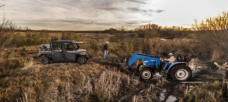 2020 Polaris Ranger Crew XP 1000 Premium Back Country Package in Iowa City, Iowa - Photo 3