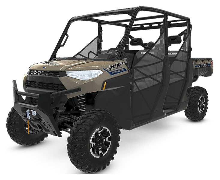 2020 Polaris Ranger Crew XP 1000 Premium Back Country Package in Bloomfield, Iowa - Photo 1