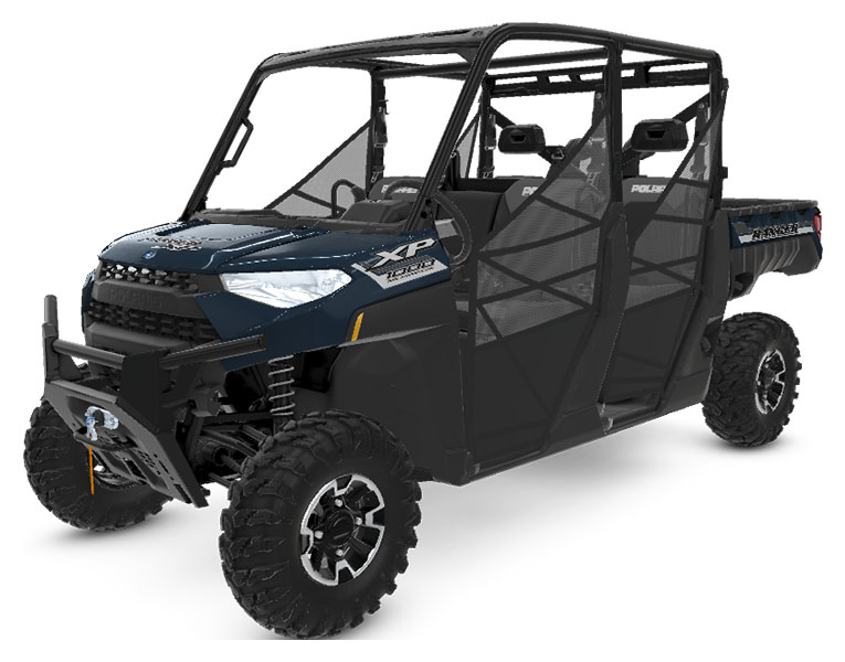 2020 Polaris Ranger Crew XP 1000 Premium Back Country Package in Jamestown, New York - Photo 1
