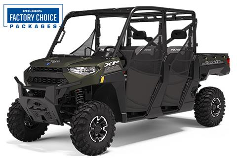 2020 Polaris Ranger Crew XP 1000 Premium Factory Choice in Milford, New Hampshire