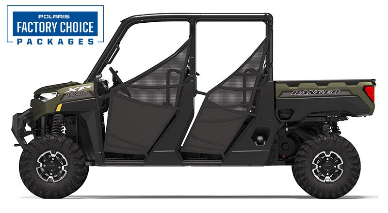 2020 Polaris Ranger Crew XP 1000 Premium Factory Choice in Lewiston, Maine - Photo 2