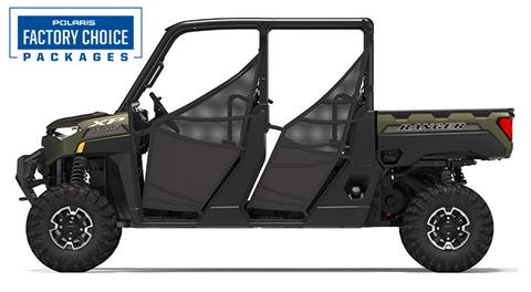 2020 Polaris Ranger Crew XP 1000 Premium Factory Choice in Leesville, Louisiana - Photo 2