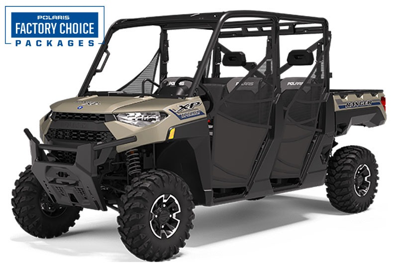 2020 Polaris Ranger Crew XP 1000 Premium Factory Choice in Bennington, Vermont - Photo 3