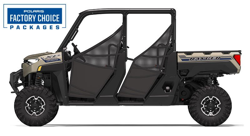 2020 Polaris Ranger Crew XP 1000 Premium Factory Choice in Bennington, Vermont - Photo 4
